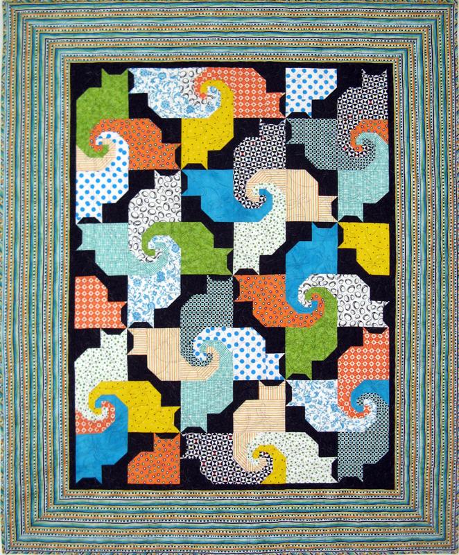 Sandis Challenge Quilts